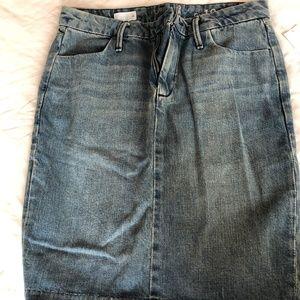 Brand New Denim Skirt Gap Size 4
